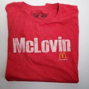 Savvy McLovin I'm Loving It TShirt